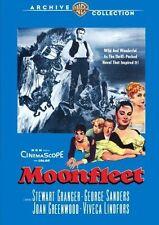 MOONFLEET (1955 Stewart Granger) - Region Free DVD - Sealed