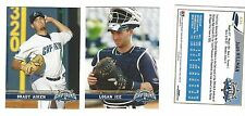 COMPLETE 2017 LAKE COUNTY CAPTAINS TEAM SET MINOR LGE LOW A CLEVELAND INDIANS