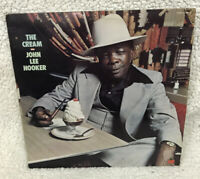 Amazing! JOHN LEE HOOKER  The Cream Vinyl Record Promotional Copy & SIGNED Cover