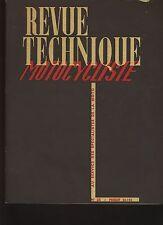 (12B)REVUE TECHNIQUE MOTOCYCLISTE PEUGEOT 55-155