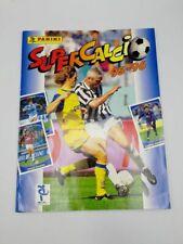"""Fotoalbum Supercalcio panini 1995 - 1996 Komplett """" L"""