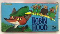ROBIN HOOD 3D gioco Eg Editrice Giochi no Disney Prima Versione COMPLETO 1973
