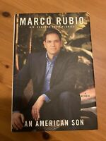 Signed An American Son by Marco Rubio (2012, Hardcover) Autographed US Senator