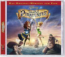 Tinker Bell und die Piratenfee - Hörbuch / Hörspiel - CD - NEU