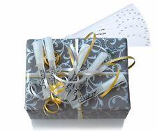 Geschenk-Box für HERREN 5x 8ml EdP Duft Überraschung Parfüm-Schnupperbox Set