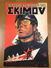 Ekimov Race2Replace Bicycle Poster Savoldell Popovich Danielson Hincapie Amgen