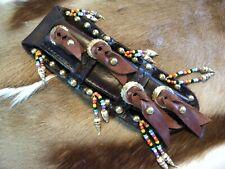 New listing Hand Tooled Leather Knife Sheath