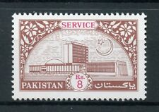 Pakistan 2017 MNH State Bank Service 1v Set Banking Banks Architecture Stamps