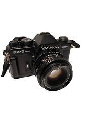 Yashica fx-3 super 2000 + 50mm F1,9
