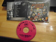 RARE OOP Cockroach Candies CD Blackout Generation punk DeRita Sisters Zakonas !