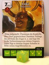 Dice Masters - #080 Loki - Illusionist - Avengers vs X-Men dt.