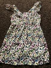Simply Be Butterfly Dress Size 18