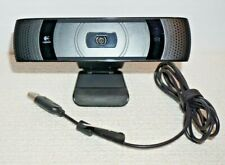 Logitech V-U0022 Revue and Google TV HD Video Calls TV Cam Skype Carl Zeiss AF