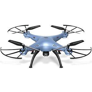 Genuine Syma X5HW Wifi FPV 2.4Gh 0.3MP Drone Quadcopter Helicopter RC IR Play