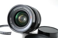 【Mint+】Contax Carl Zeiss Distagon T* 28mm F/2.8 MMJ Lens From Japan /A0801