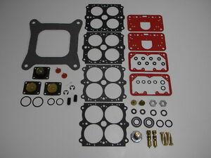 Demon Carburetor Rebuild Kit Demon Mighty/Race/Speed Holley 4150 Model Mech Sec