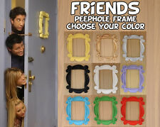 Friends frame tv show 🎁  peephole frame monica's door ❤️ you'll love it !!