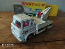 Origional Dinky Toy - 343 Bedford TK Crash Truck