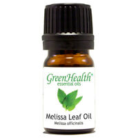 Melissa Leaf Essential Oil (Pure & All Natural) - Bulgaria