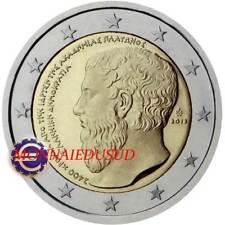 2 Euro Commémorative Grèce 2013 - Académie de Platon