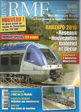 RMF N°545 VOITURE BAR-DISCO JOUEF / TRAINS DE MARCHANDISES / BATIMENT INDUSTRIEL