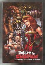 2008 Grimm Fairy Tales Return To Wonderland NM+ Hardcover 1st Print HC DJ HB