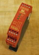 Sti SR202AM01 Ref: 44510-2021 24V AC/DC Solid State Safety Relay - USED