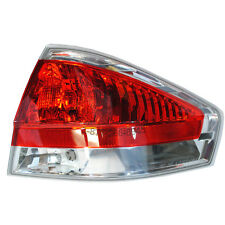 2008-2011 NEW OEM Ford Focus Chrome Tail Light RIGHT Passenger's Side RH Lamp