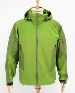 Mens Arcteryx Vintage RARE STINGRAY Gore-Tex Jacket 3Layer Size L Made in Canada