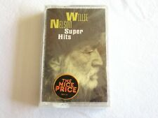 Super Hits by Willie Nelson CASSETTE TAPE New Sealed On the road again Georgia
