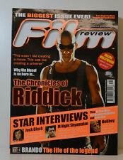 FILM REVIEW 648 VIN DIESEL CHRONICLES OF RIDDICK JACK BLACK HELLBOY  (FR159)
