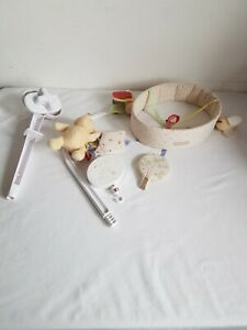 MOTHERCARE Disney Winnie The Pooh Kite  Lullaby Cot Mobile