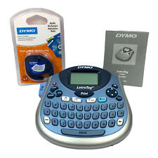 Dymo Letratag Lt 100t Personal Label Maker Portable Thermal Printer Tested