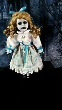 OOAK GOTHIC HORROR DOLL CREEPY