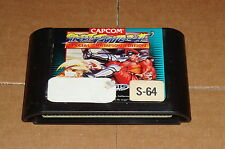 Street Fighter II 2 Special Champion Edition Sega Genesis