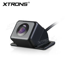 XTRONS New Car Front View Camera 170° Wide Angle Waterproof Parking 5M RCA Cable