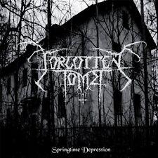 Forgotten Tomb - Springtime Depression CD 2012 reissue melancholic black metal