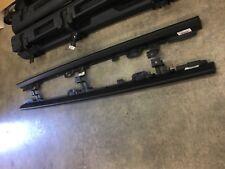 2018 Jeep JL Wrangler Rubicon Sahara factory OEM Rock Rails
