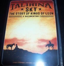 The Kings Of Leon Talihina Sky Documentary (Australia Region 4) DVD – Like New