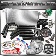 "Universal T3/T4 Turbo Kits 3"" DIY  Black Intercooler Piping Kit"