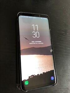 Smartphone Samsung S9 + SM-G965 - 64 Go - Bleu Corail (Double SIM)