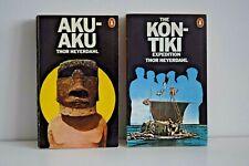 PENGUIN CLASSICS The Kon-Tiki Expedition and Aku-Aku