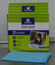 Top Paw Dog Training Pads 2X More Absorbent Holds 8 Cups Leakproof 23 x 24 42 ct