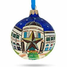 Austin, Texas Glass Ball Christmas Ornament
