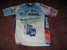 Mapei Day 2013 Santini italian cycling jersey SZ: XL
