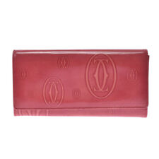 CARTIER Happy Birthday Red purse 800000085171000