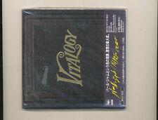 Pearl Jam Vitalogy CD Japan OBI SEALED BRAND NEW MINT Rare