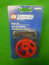 New listing 2 count Campbell Hausfeld Ez3001 Stain Tip New Free Shipping