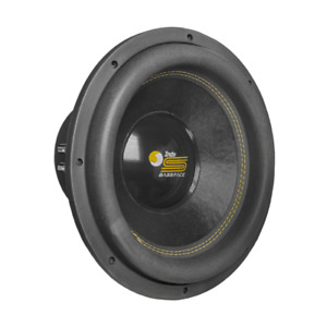"""BASSFACE INDY S12/2 subwoofer 12"""" 1300w rms dual 2 ohm"""