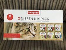 Beaphar - Feline Cat Renal Kidney Diet Mixed Variety Pack - 600g
